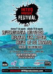 Intro Music Fest en Fuerteventura